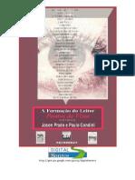 J. Condini - A Formacao Do Leitor