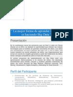 Big Data y Business Analytics