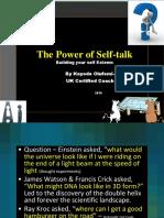 The Power of Self-talk November 2010 Coaching Module