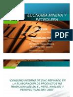Zinc Mining at Peru