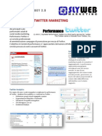 Performance Twitter Marketing