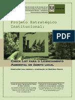 MP Check List Licenciamento Ambiental