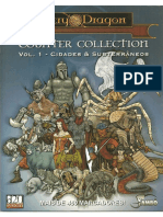 D&D 3E - Counter Collection - Vol 1 - Cidades & Subterrâneos - Biblioteca Élfica.pdf