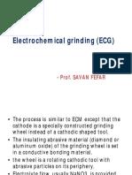 Electrochemical Grinding Ecg 160216024442