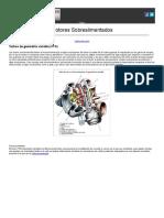 Motores Sobrealimentados, Geometria Variable VTG