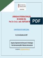 Programa LH Santiago Mir