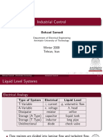 Industrial Control Systems - 06 Liquid Level