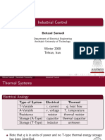 Industrial Control Systems - 07 Thermal Systems