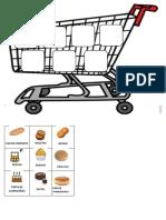 Juego Comprar y Cocinar Tiendas y Carro