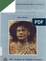 (Historia andina 14.) Rostworowski, María-Doña Francisca Pizarro _ una ilustre mestiza, 1534-1598-Instituto de Estudios Peruanos (1994, 1989)