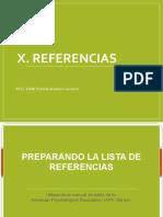 x. Referencias (2)
