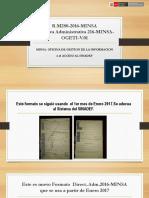 Capacitacion Del Sistema Sinadef en Fisico (Estadisitico)