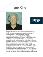 Imogene King Tarea