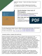 Priest, Graham - Derrida and Self-reference. AJP, 1994.pdf