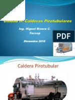 2. Calderas Pirotubulares.