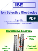Wrd Ot Ion Selective Electrodes