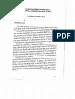 ESCALAS GEOGRAFICAS DO CLIMA MUDANÇA VARIABILIDADE E RITMO