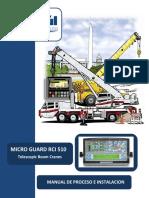 RCI510 Upgrade Installation Setup Manual Spanish