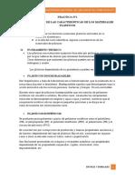Practica n ENSAYOS DE DE PLASTICOS