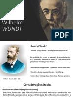 Apresentação Wundt