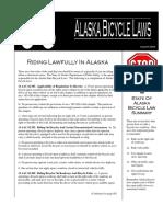 Alaska Bike Laws