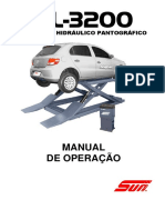 Sl 3200 Elevador Automotivo Tipo Tesoura