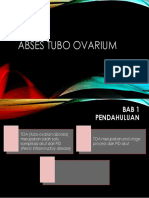 Abses Tubo Ovarium Ppt