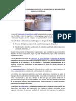 Tratamiento de Aguas Residuales y Efluentes en La Industria de Tratamiento de Superficies Metálicas