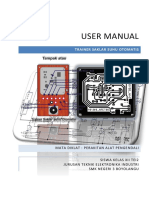 User Manual Sensor Suhu Suryo h