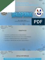 CEFALOSPORINAS 3