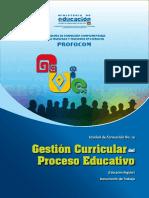 Uf Gestion Curricular 2017