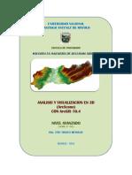 Analisis y Visualizacion en 3d