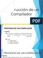 Compiladores - Proyecto I