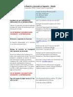 Info Sede CU 20181