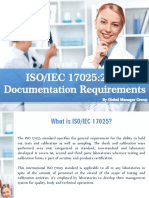 How to Fulfill Requirements of ISO 17025:2017 Documentation