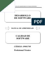 89001708 Calidad de Software