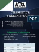 Expo Cibernetica y Administracion 1