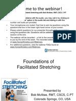 Foundations of FS Webinar