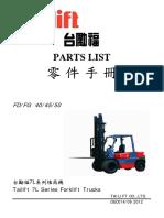 Tailift Fd-fg 40-50 Parts List Dec014-08