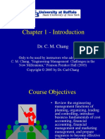 Engineering Management Chang Chapter 1