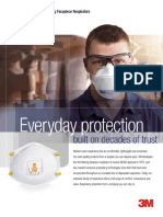 3M Disposable Respirator