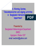 Bangladesh Meteorological Department [BMD]