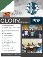 Glory - Volume 2- 2017 / 2018