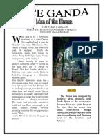 Salvador Newspaper Column