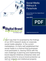 Corporate Social Media Report - June 2010