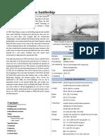 Minas Geraes-class Battleship