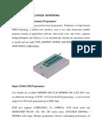 Mini Pro Universal Programmer