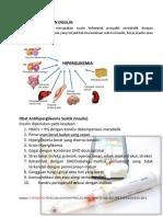 Indikasi Pemberian Insulin