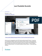 2 Cara Membuat Flashdisk Bootable Windows 7