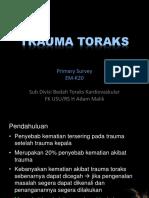 20 - trauma toraks.ppt